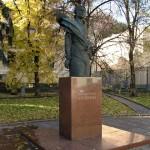 Памятник Мухиной - миниатюра