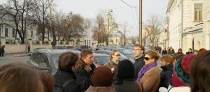 Пешая прогулка «Алексеевская слобода»