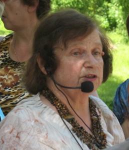 Зоя Владимировна Дмитриева