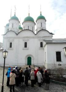 Храмы Сретенки – экскурсовод Валерий Страхов