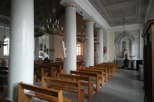 католический храм - Мал. Лубянка