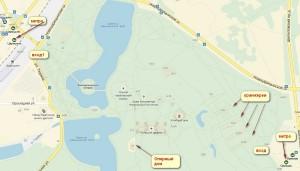 Царицыно: музей и парк