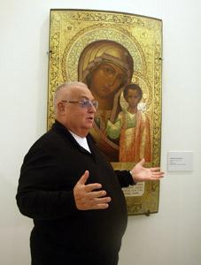 """Выставка икон """"Русские Святые"""" в Манеже с 16 июля"""