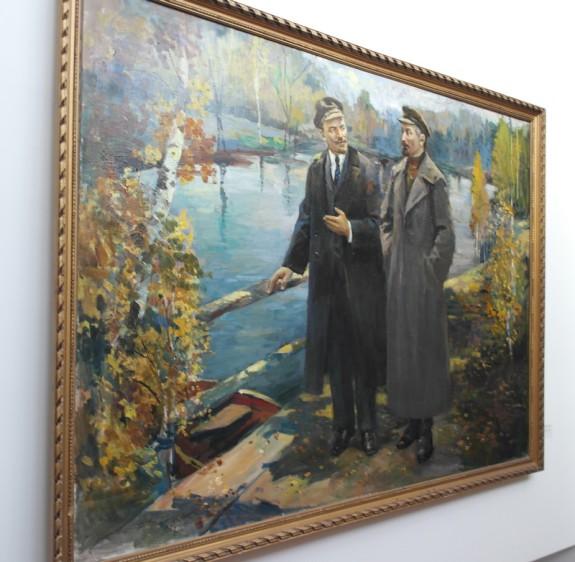 Музей-мастерская Д.А. Налбандяна