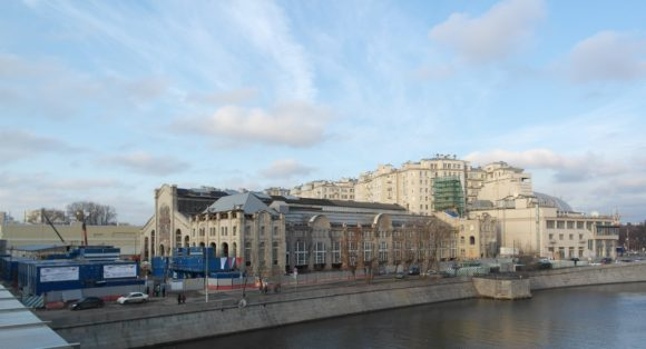 ГЭС-2 в Москве: Новый центр культуры и искусства