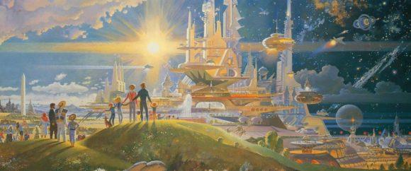 Выставка «Эра фантастики» в Центральном Манеже