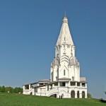 церковь Вознесения Господня, Коломенское.