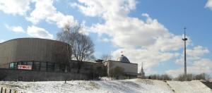 Дворец на Воробьёвых горах