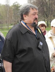Экскурсовод Константин Гацунаев