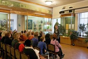 экскурсии выход-в-город. биологический музей