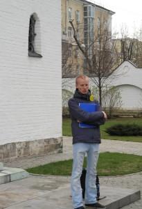 Денис Дроздов автор нескольких книг по истории Замоскворечья