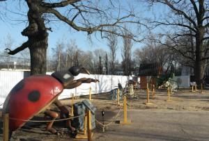 Парк насекомых в Москве