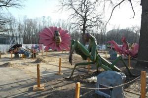 Парк насекомых