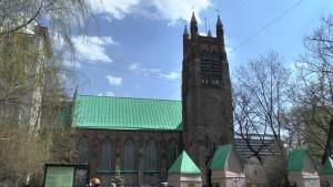 Англиканская церковь в Москве_