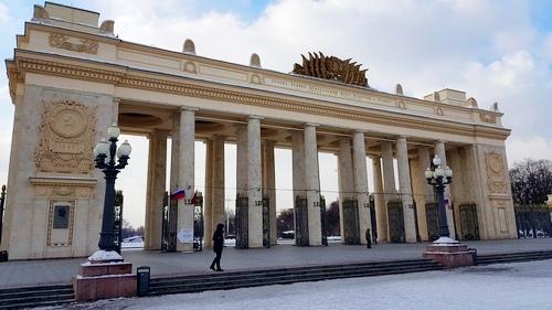 8 марта в парках Москвы