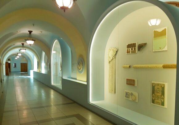 История Гостиного двора - бесплатная выставка