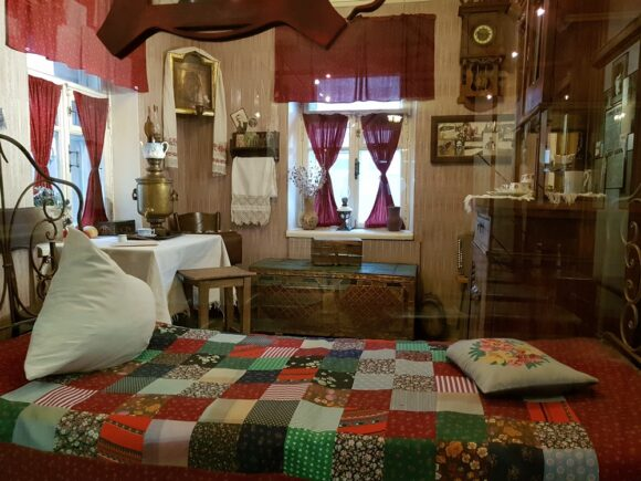 Музей Есенина в Москве приглашает на Ночь музеев