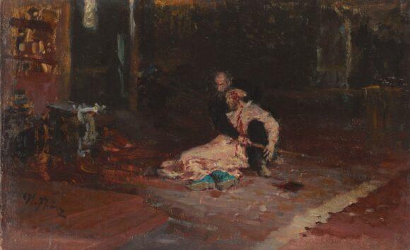 Выставка Репина в Третьяковской галерее 2021